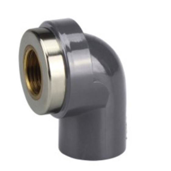 Pvc schedule 80 pressure pipe fittings for Copper pipe to plastic pipe