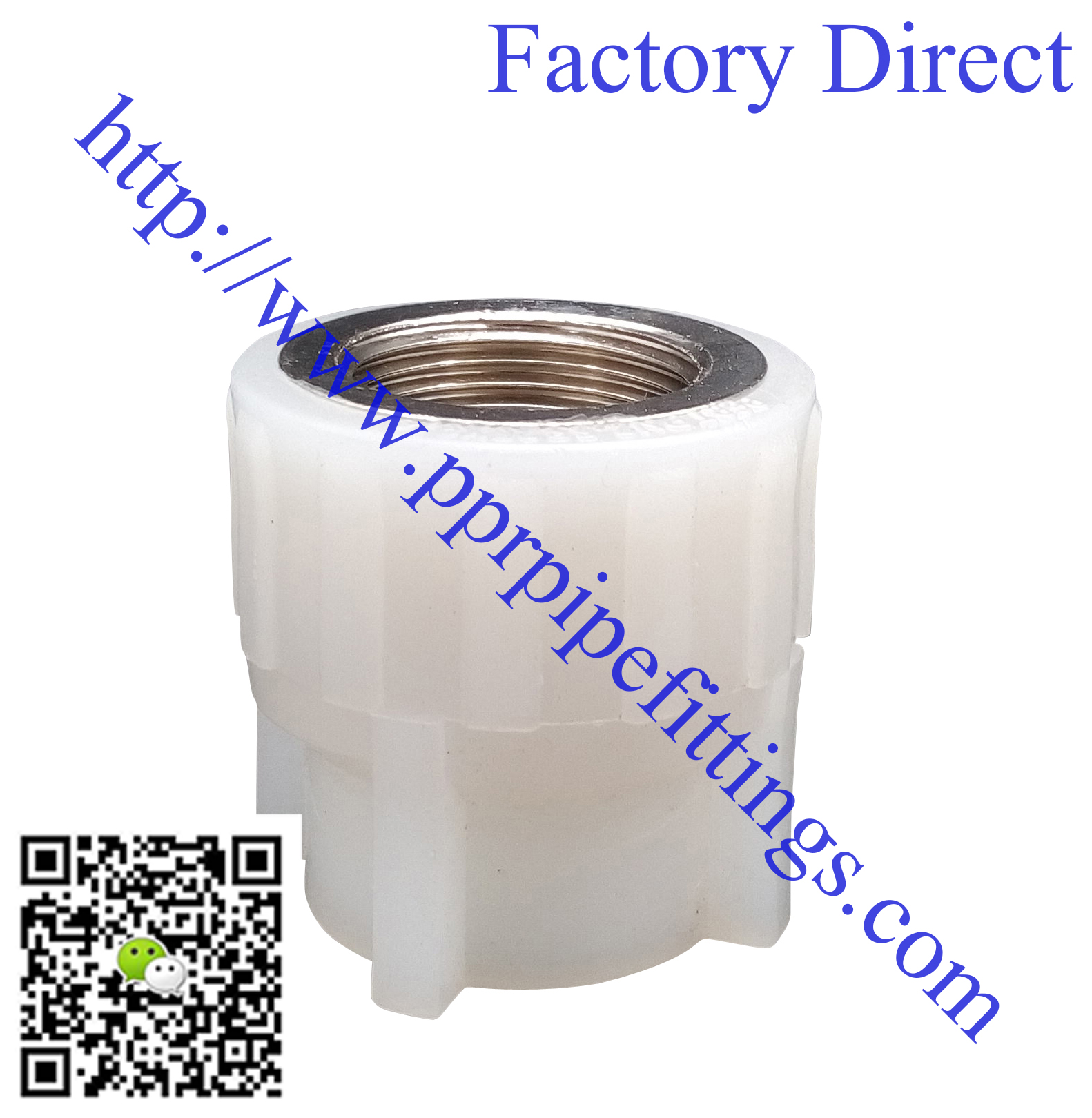 PE-RT pipe fittings,female socket