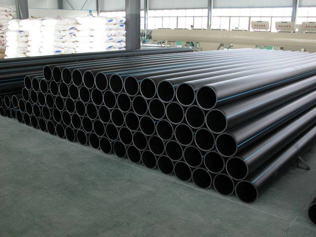 PE Water Supply Pipes