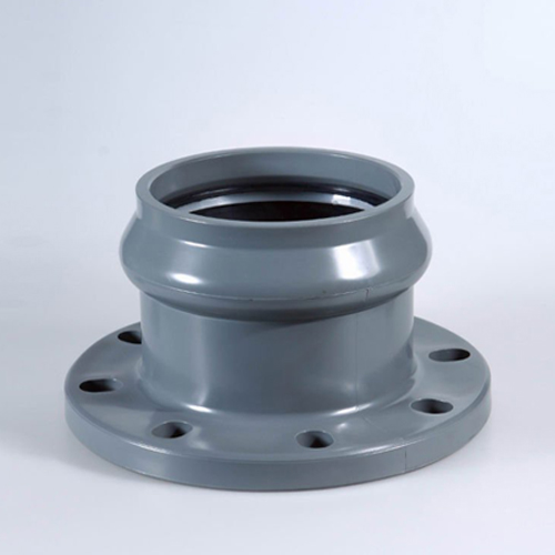 UPVC Socket Flange joint with rubber seal ring
