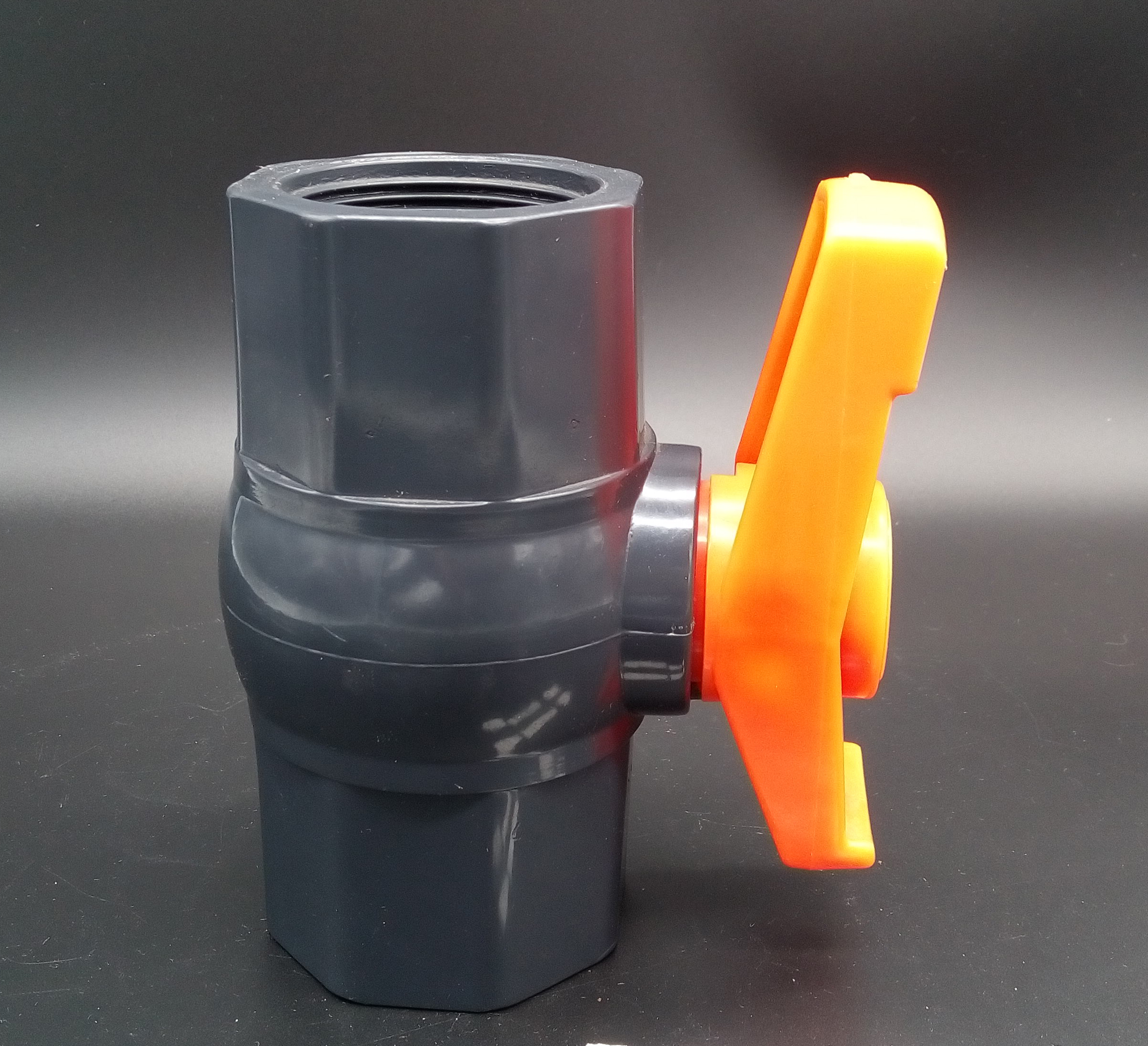 octagon pvc ball valve