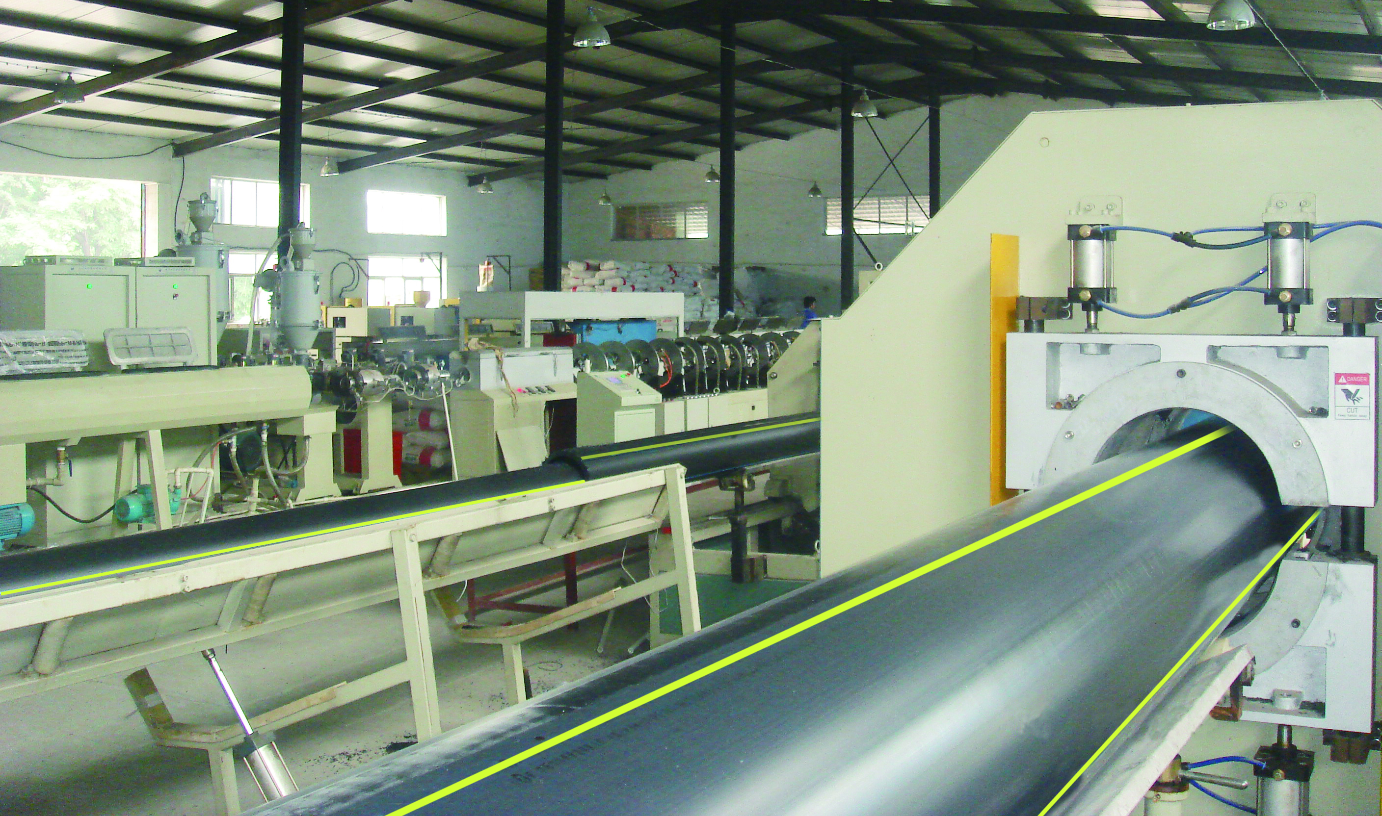 hdpe pipes for gas
