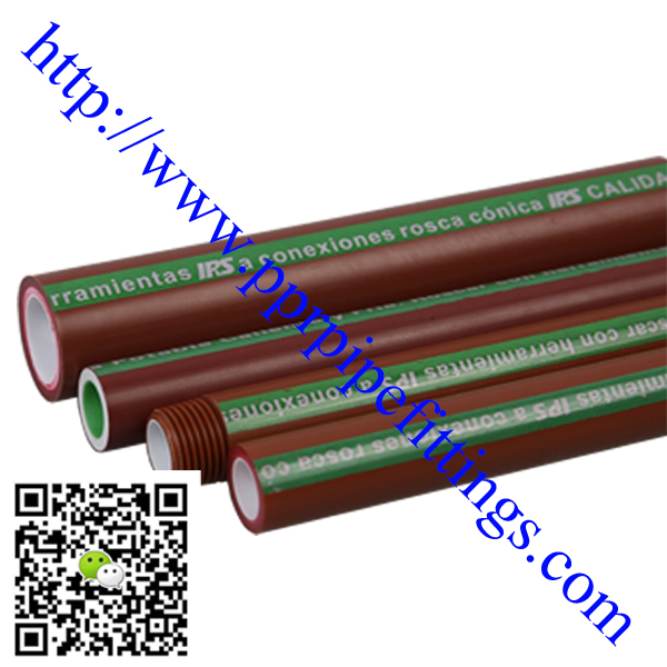 pp-h pipes, threaded pipes