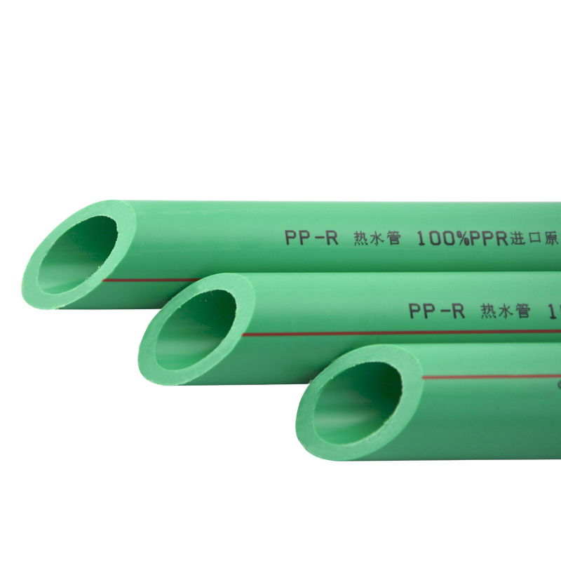 PPR pipes for hot water