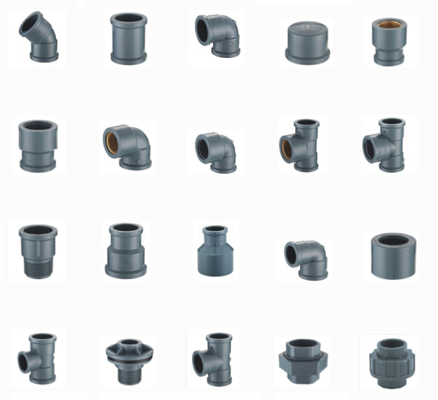 Pvc Pipe Fittings : Nbr pvc pipe fittings