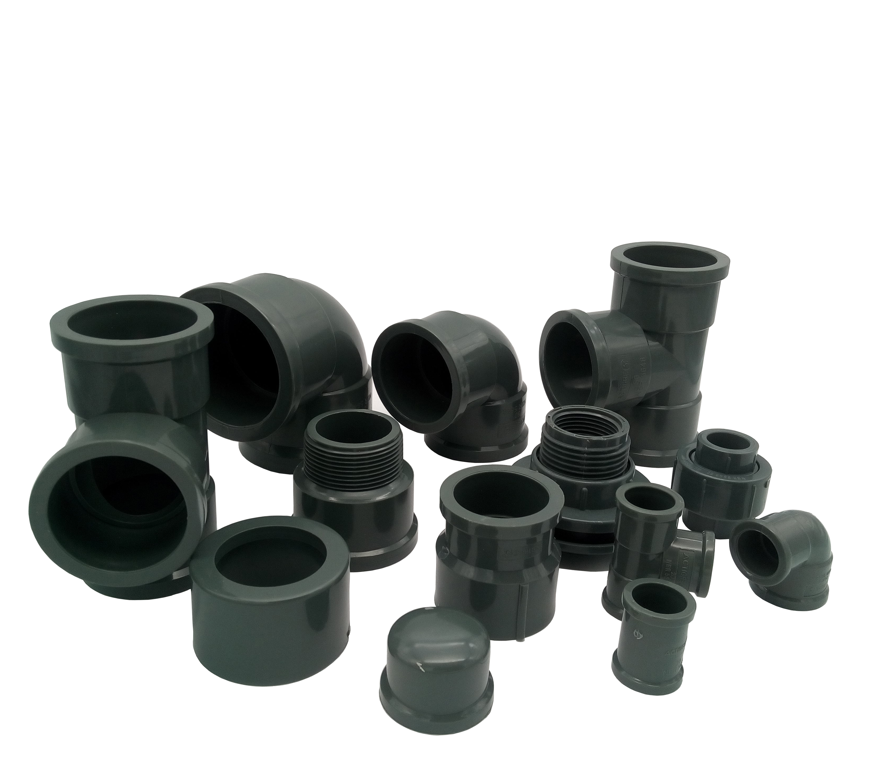 Nbr pvc pipe fittings