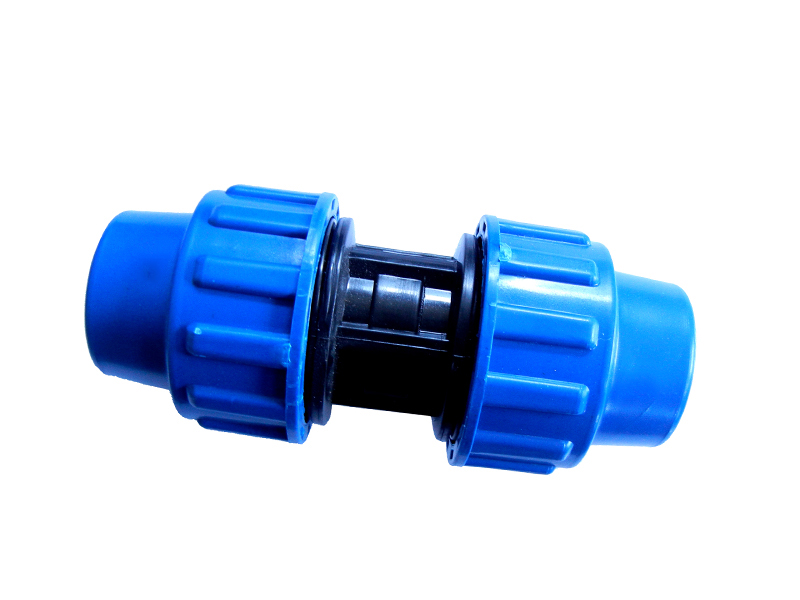 PP compresson fittings israel coupling