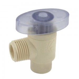 ANGLE VALVE CPVC ASTM D2846 pipe fittings