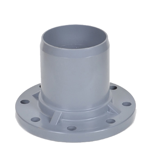 BS EN 1452 PVCU spigot Flange One Piece