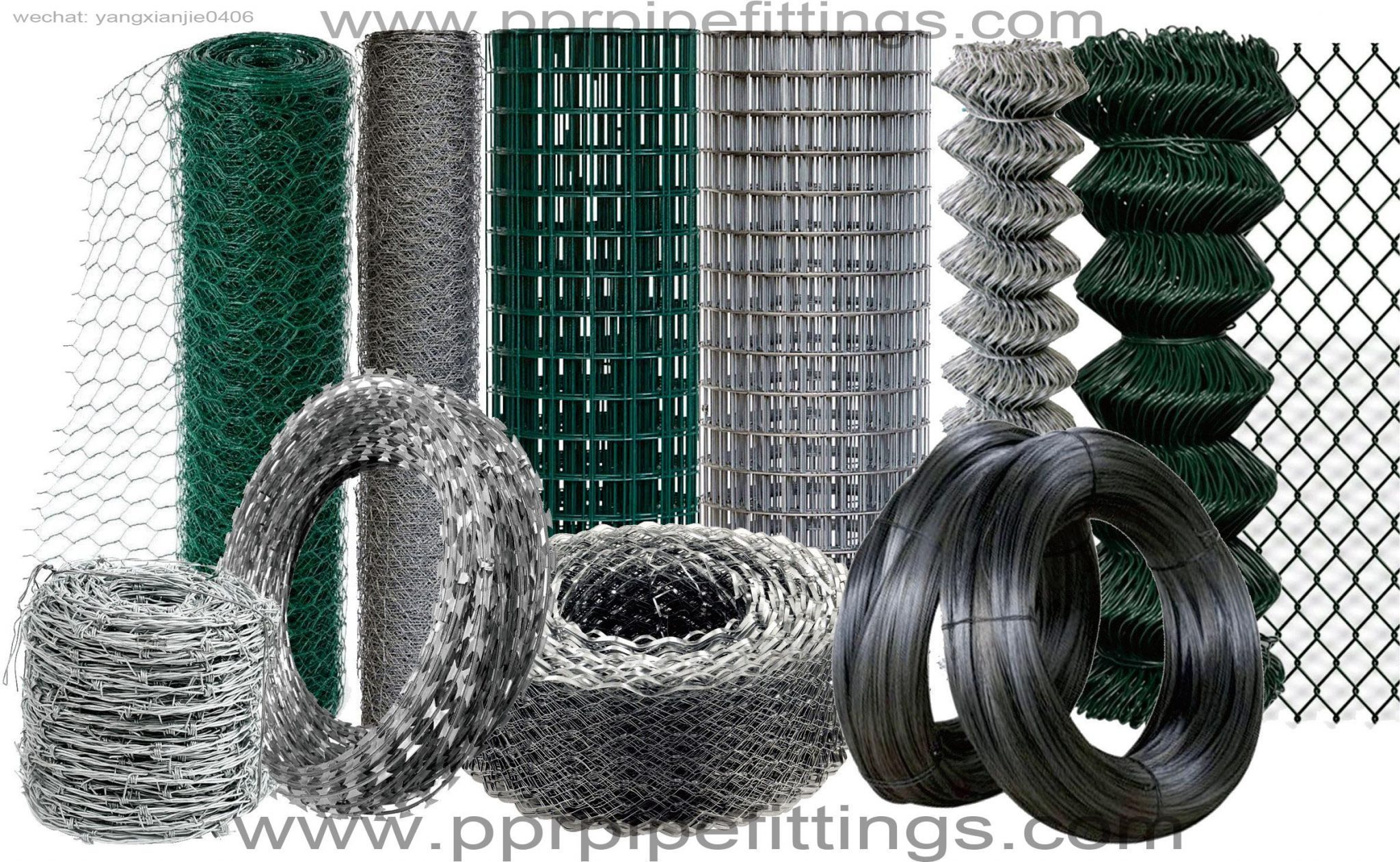 Barbed Wire,Razor Wire Mes, Chain Link Fence, Tile Trims, Expanded Metal Mesh