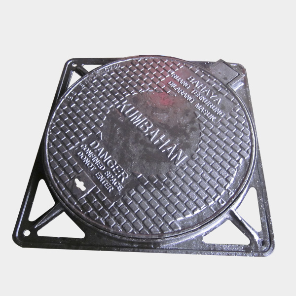 CHINA DUCTILE MANHOLE COVER FACTORY SUPPLIER