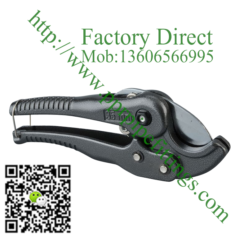 C&N AQUATHERM Factory Direct Sale Hand Tools, Pvc Pipe Cutters, Scissors For PEX PVC PPR pipe tube Made In China