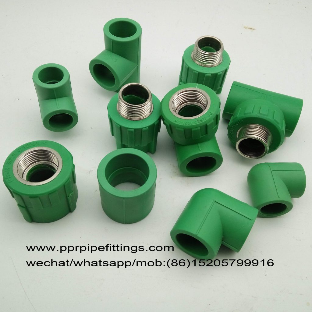 China ppr fittings manufacturer