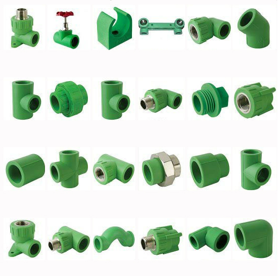 China ppr pipe fittings manufactuer exporter