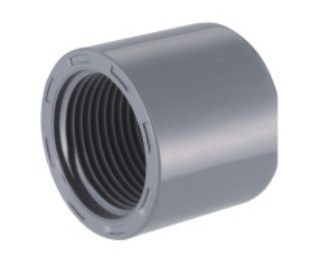FEMALE CAP ASTM CPVC SCH80 FITTINGS