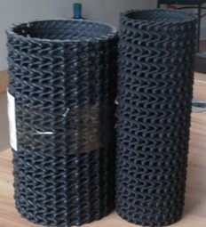 Geocomposite Drainage Blind drain pipe (round D50-D150 pipe)
