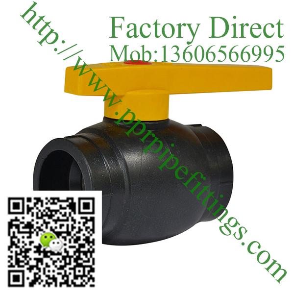 HDPE Ball Valves