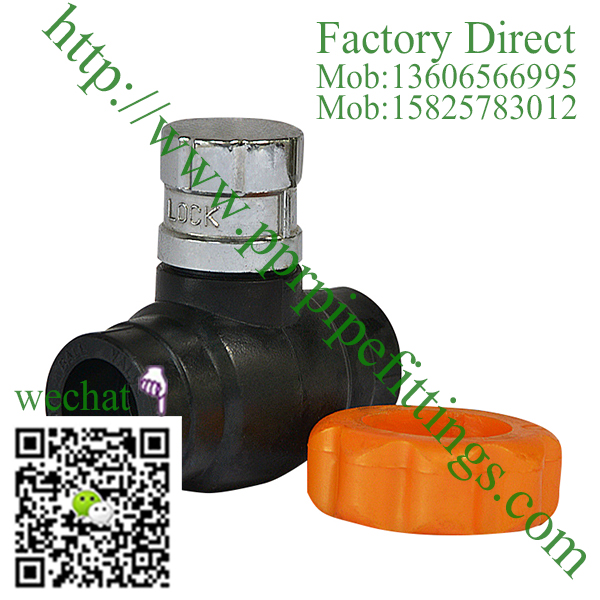 HDPE Shuf-off Valves