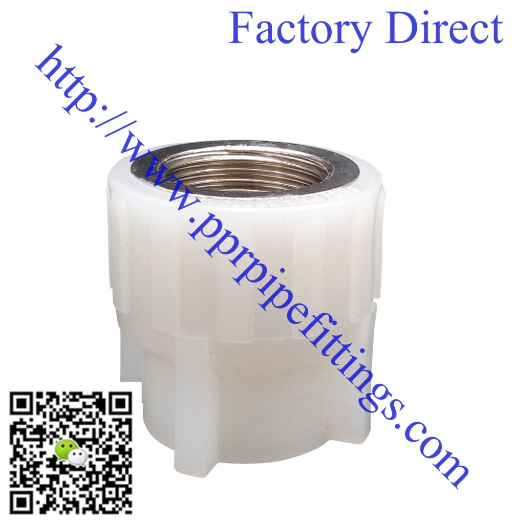 PERT pipe fittings female socket