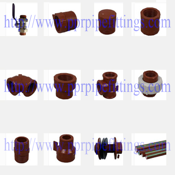 PP-H PIPE-FITTINGS-PP fitting