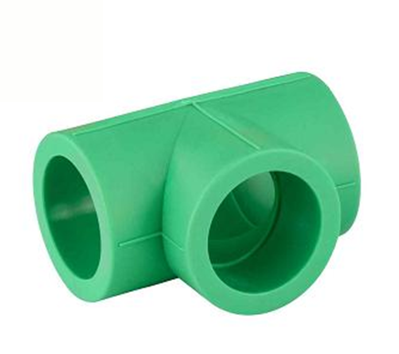 PPR Pipe Fittings Tee