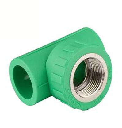 PPR Pipe Fittings female tee