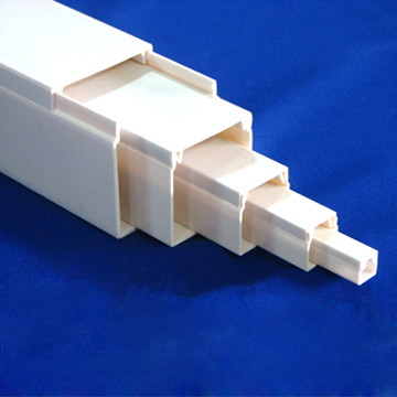 PVC Cable Trunking, PVC Electrical Conduit, pvc Circuit box, pvc junction box