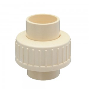 Union CPVC ASTM D2846 pipe fittings