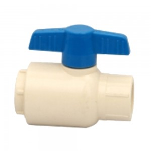 valve CPVC ASTM D2846 pipe fittings