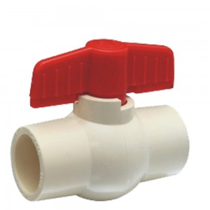 Ball Valve CPVC ASTM D2846 pipe fittings