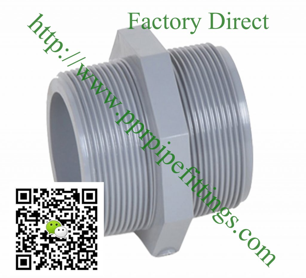 bs en 1452 pvcu pipe fittings nipple