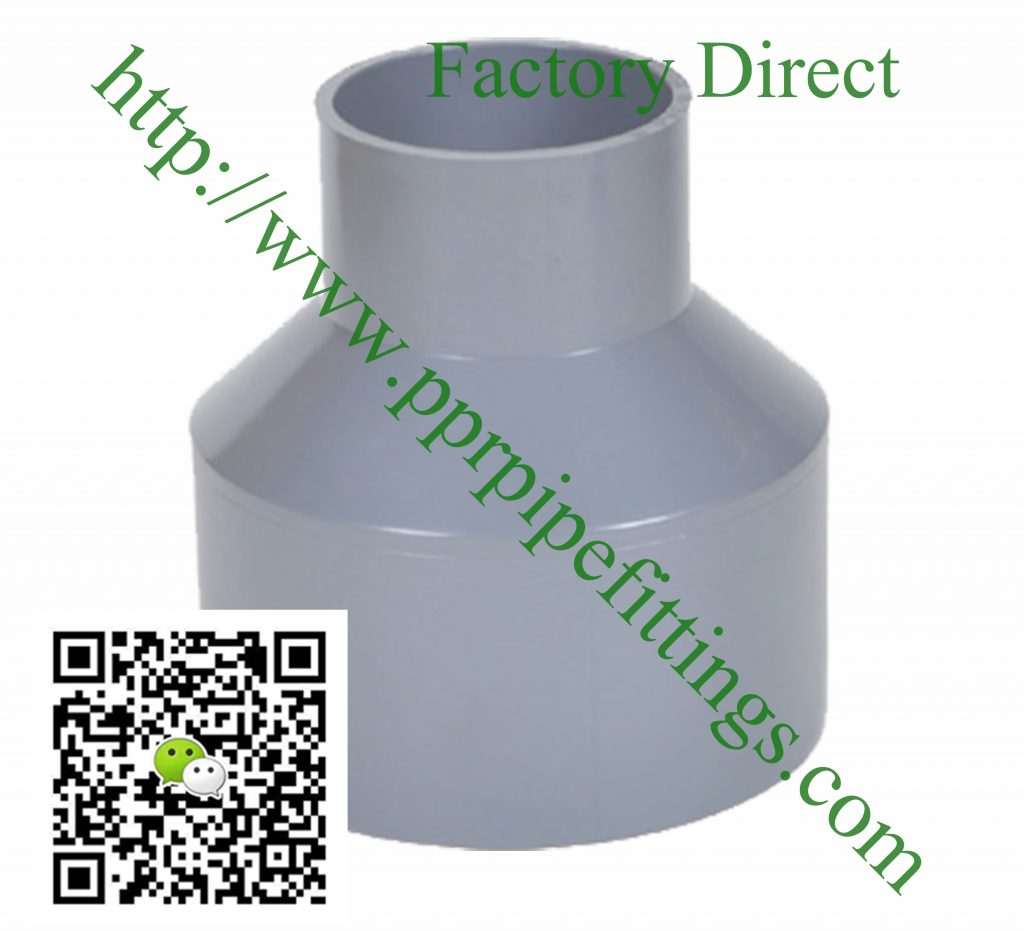 bs en 1452 pvcu pipe fittings reducing socket