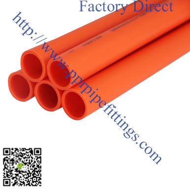 coloured HDPE pipes