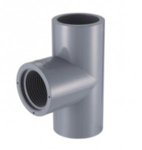 Female Tee ASTM CPVC SCH80 FITTINGS