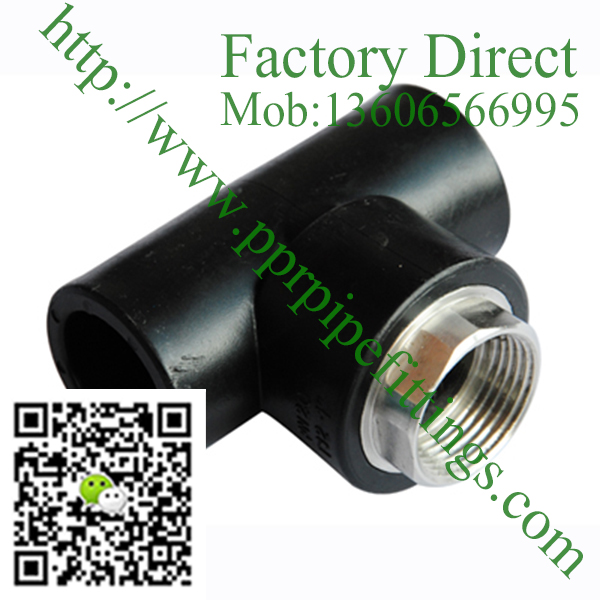 hdpe socket female tee