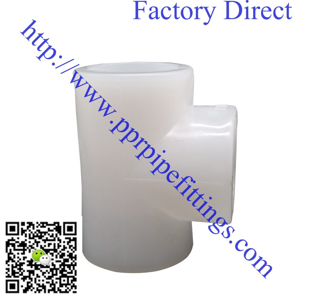 pert pipe fittings tee