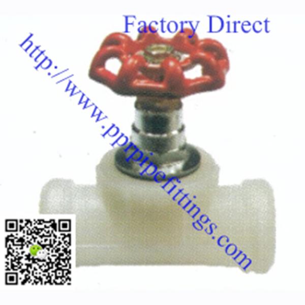 pert stop valve