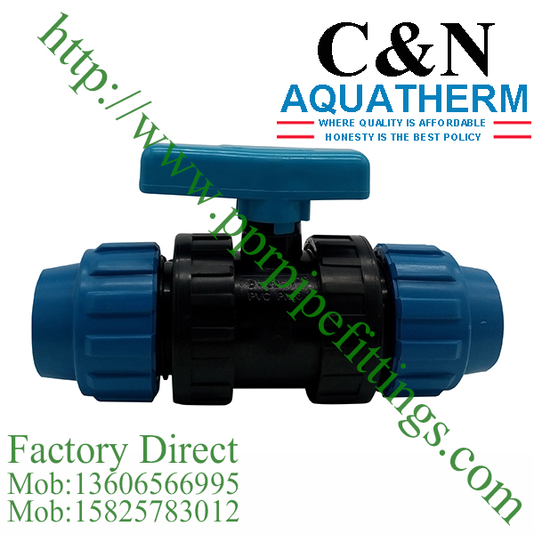 pp compression valves