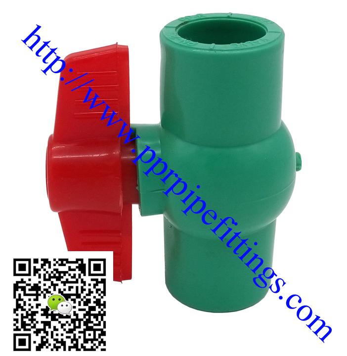 ppr ball valve 20