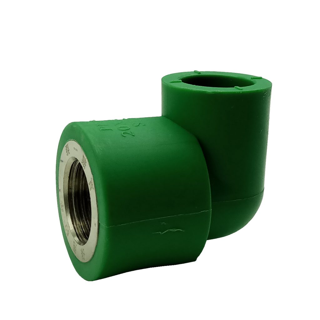 ppr elbow fitting female thread ppr fitting