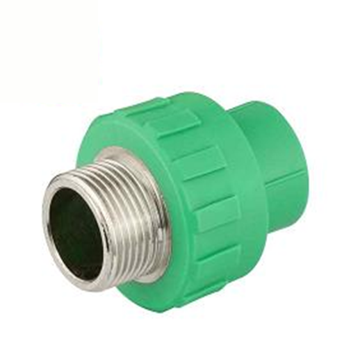 PPR Pipe fittings, male socket