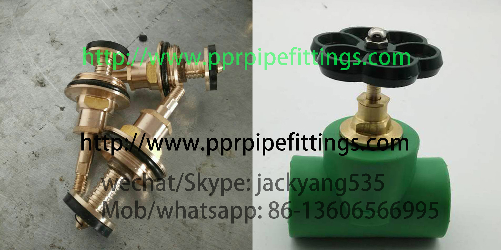 ppr stop valve