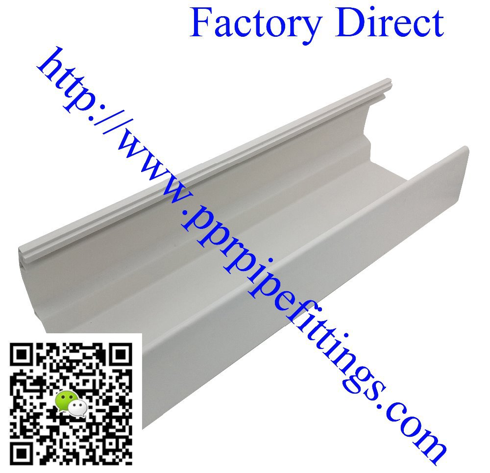 PVC Gutter system