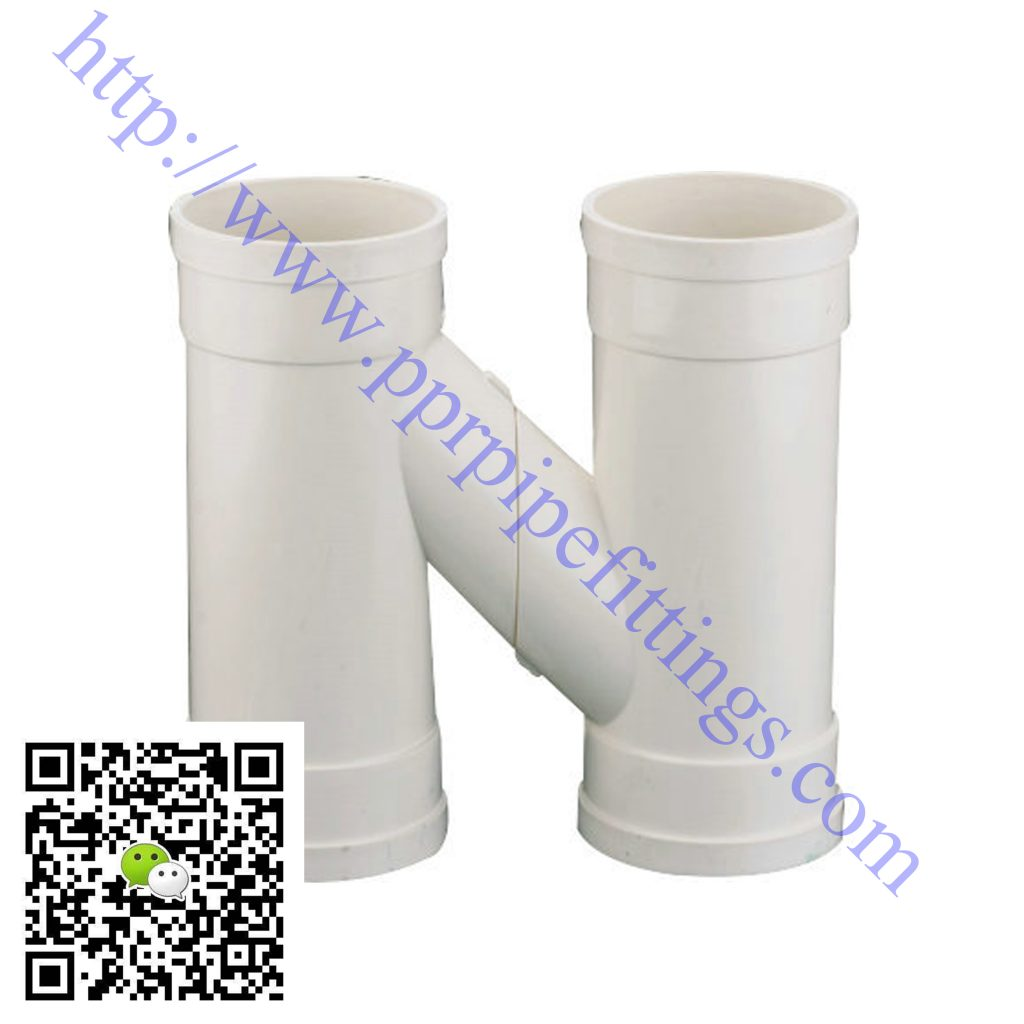 pvc-u pipe fittings H pipe