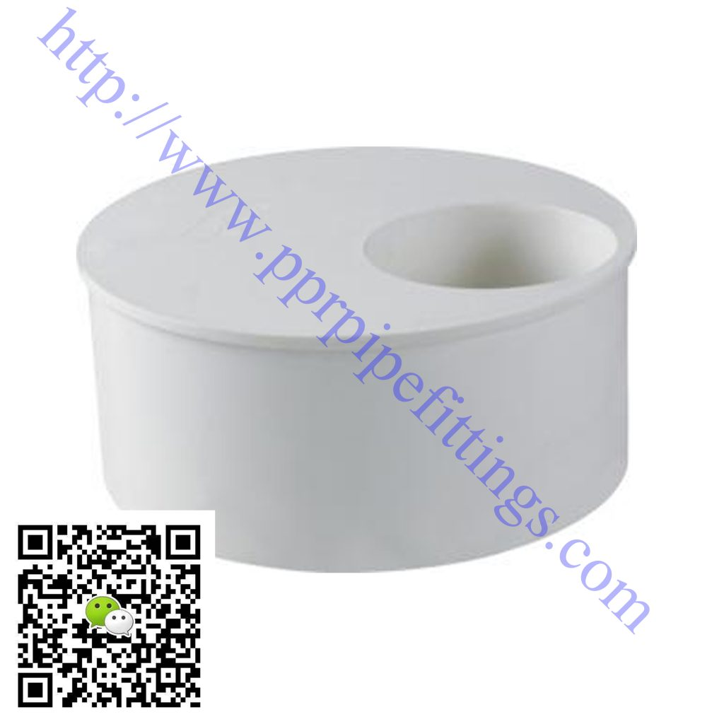 pvc-u pipe fittings eccentric reducer