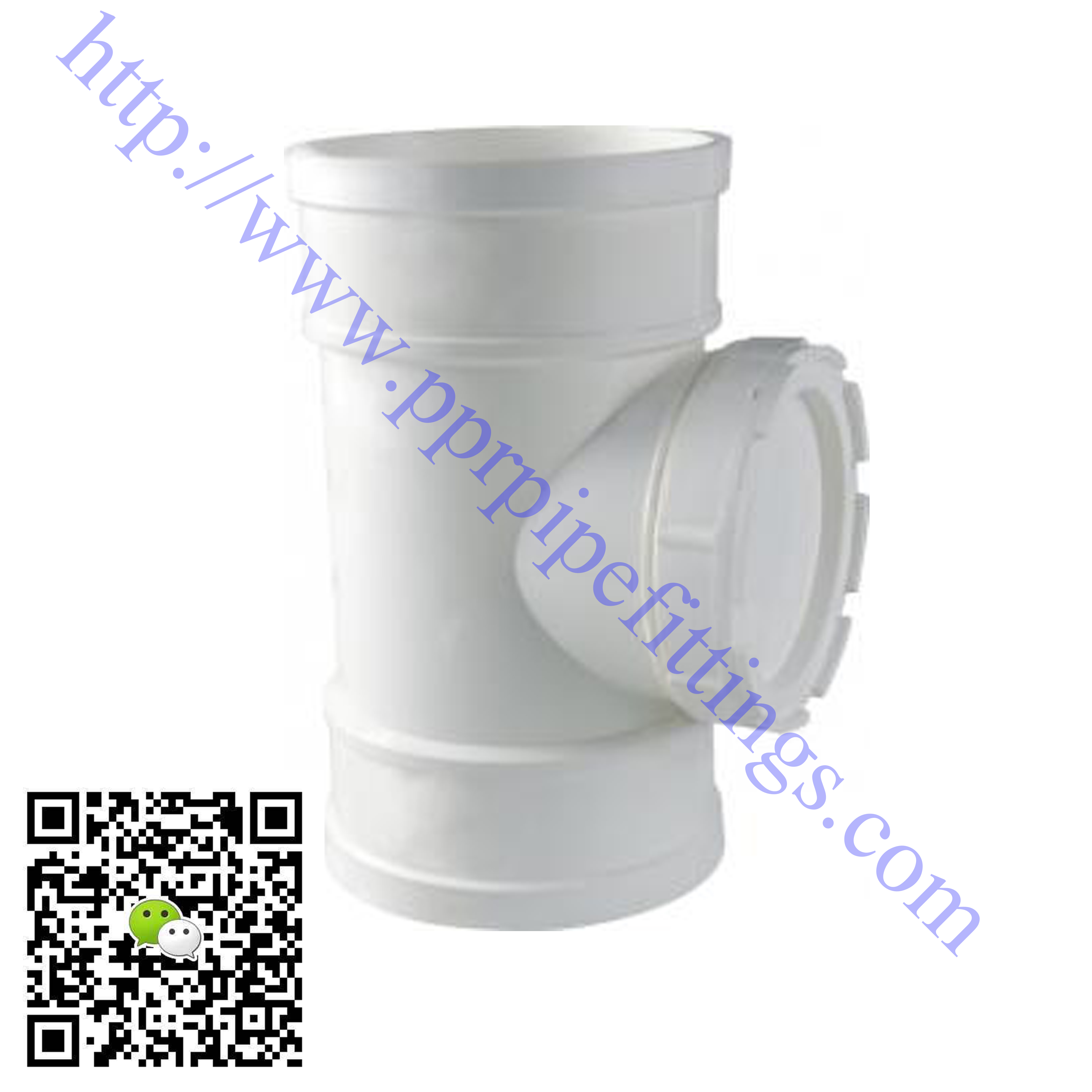 pvc-u pipe fittings inspection pipe