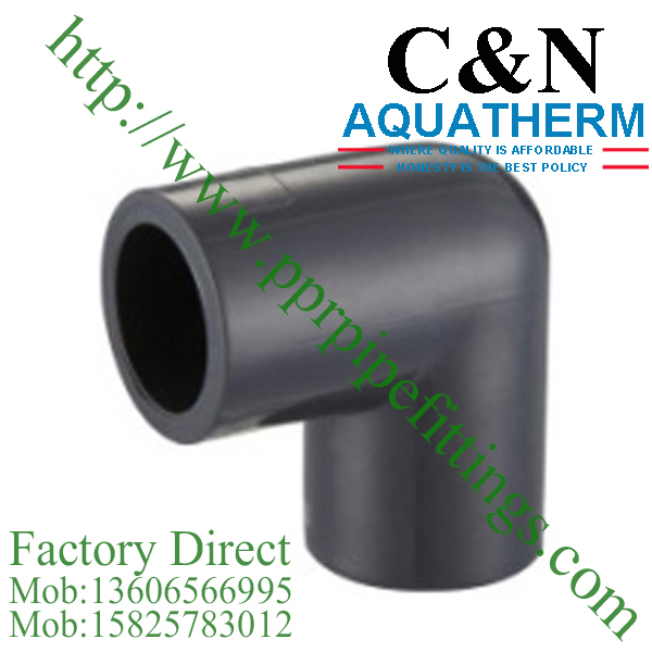 sch 80 pvc fittings 90 deg elbow
