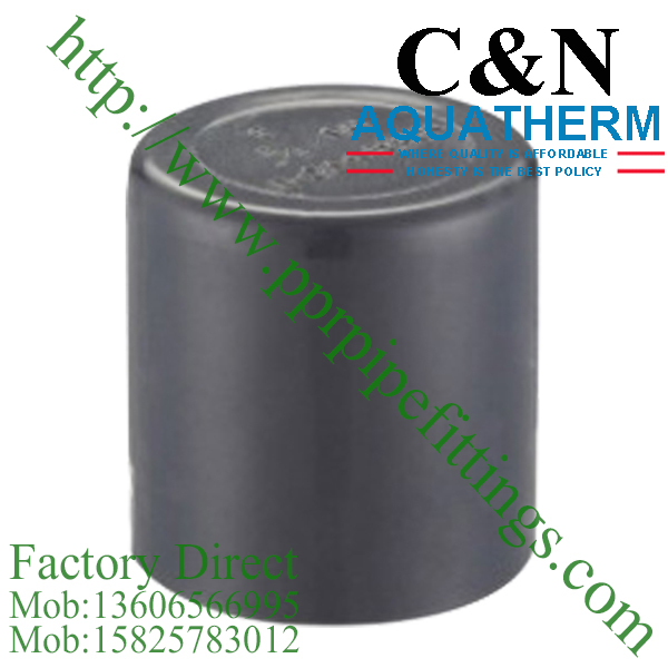 sch 80 pvc fittings end cap