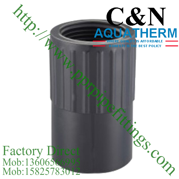 sch 80 pvc fittings female socket