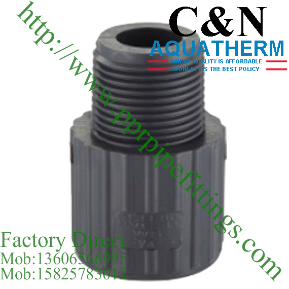 sch 80 pvc fittings male socket